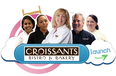 Croissants Career Discovery Ladder